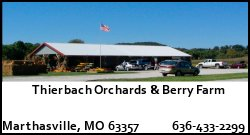 Thierbach Orchards & Berry Farm